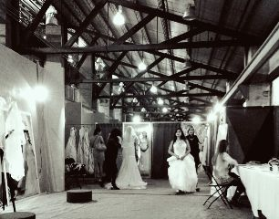 blackandwhite dress architecture