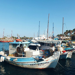 sailing port greece travel