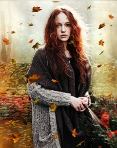freetoedit wapautumnvibes autumnvibes fall portrait