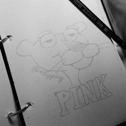 drawbyme pinkpanther joyko