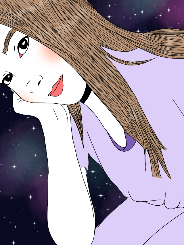 #universe #stars #photography #people #selfie #drawing  guys send me your pictures in the comments, I could draw