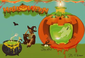 freetoedit remix halloween holiday cute