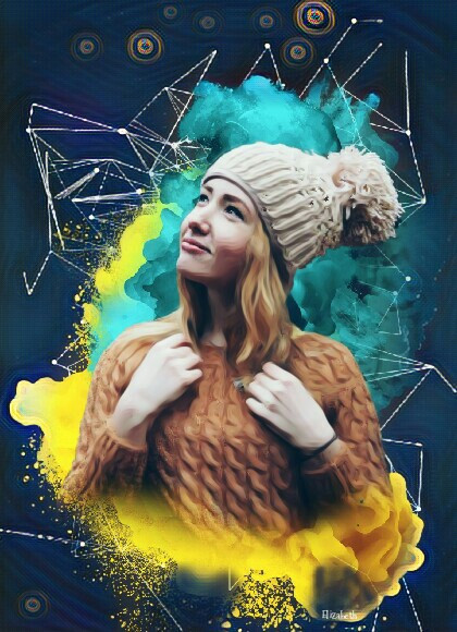 Good day everyone! Original image from @crazy_salmon   #magiceffect #drawtools #editstepbystep #madewithpicsart #artistic #edited #cliparts #colorful #oilpaintingeffect