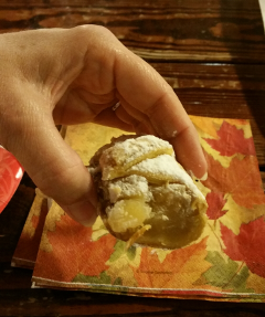 dpcdessert applestrudel delicious yummy pastry