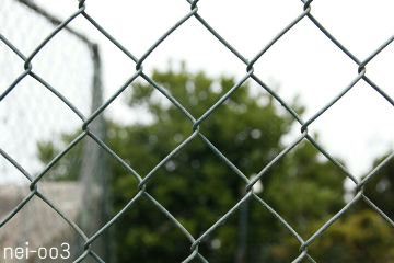 unfocus metal simple grille minimal